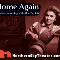 Northern Sky Presents HOME AGAIN: A CABARET EVENING WITH ALLIE BABICH Photo