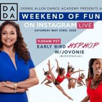 Debbie Allen Hosts Virtual Dance Classes on Instagram Live