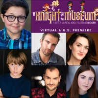 Virtual Premiere of New Musical A KNIGHT AT THE MUSEUM Features Broadway Kids From FROZEN, Photo