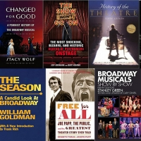 Broadway Books: 10 Theatre-Themed History Books to Read While Staying Inside! Photo