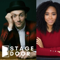 Adrianna Hicks, Bryce Pinkham, Max Crumm, and More Join BroadwayWorld's Stage Door Photo