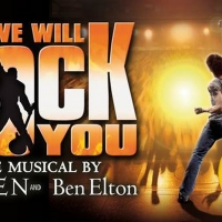 WE WILL ROCK YOU Comes to Theatre Royal Photo