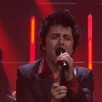VIDEO: Green Day Performs 'Oh Yeah!' on THE LATE LATE SHOW WITH JAMES CORDEN