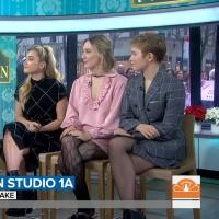 VIDEO: Saoirse Ronan, Florence Pugh & Eliza Scanlen Talk LITTLE WOMEN on TODAY SHOW