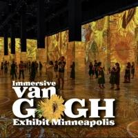 Immersive Van Gogh Exhibit Minneapolis – On Now! Photo
