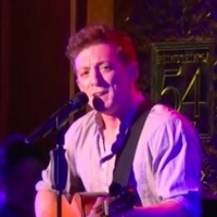 VIDEO: Ethan Slater Performs '(Just a) Simple Sponge' at 54 Below Photo