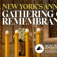 New York City's Annual Gathering Of Remembrance Presented By The Museum Of Jewish Her Photo