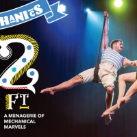 "New 42nd Street Presents 42FT �"" A MENAGERIE OF MECHANICAL MARVELS At New Victory T Photo"