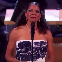 VIDEO: Audra McDonald Performs 'Somewhere' And 'Some Other Time' to Honor Michael Til Photo