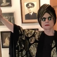 VIDEO: Patti LuPone Embodies Norma Desmond in New Basement Tour! Photo