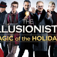 THE ILLUSIONISTS - MAGIC OF THE HOLIDAYS Returns To Broadway This Winter For Fifth Ye Photo