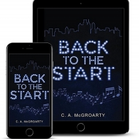 C. A. McGroarty Promotes New Literary Novel BACK TO THE START Photo