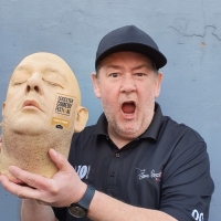 Johnny Vegas Wins Legend Of Comedy Award At Leicester Comedy Festival Award Ceremony Photo