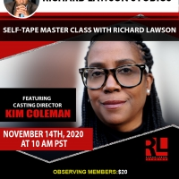 Casting Director Kim Coleman Joins the Richard Lawson Studios Master Class Series Photo