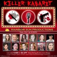 Rainbow Sun Productions Presents KILLER KABARET at Feinstein's/54 Below