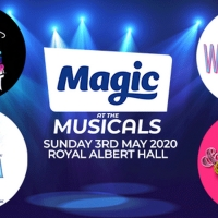 MAGIC AT THE MUSICALS Returns This Year With & JULIET, WAITRESS, JOSEPH..., and More! Photo