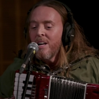 VIDEO: Watch Tim Minchin Put His Own Spin on Billie Eilish's 'Bad Guy' Photo