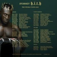 Stormzy Announces 'H.I.T.H. World Tour' 2020