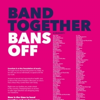 Planned Parenthood Launches 'Band Together, Bans Off' with Lizzo, Ariana Grande, Lady Gaga, and More