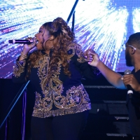 Grammy-Nominated Artist Kierra Sheard Hosted A Live Recording For Her Forthcoming Album 'Kierra'