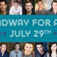 J. Mark McVey, Anne L. Nathan, & More Join Benefit for Fund for College Auditions Photo