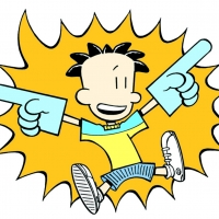 Best-Selling Book Title BIG NATE to be Adapted Into a Animated Series on Nickelodeon