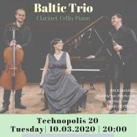 The Baltic Trio Present a Concert at Technopolis 20 Photo