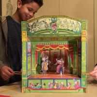Beckman Unicorn's GREAT EXPECTATIONS TOY THEATRE Now Available on Amazon UK Photo