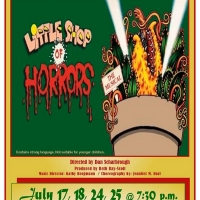 Ricks-Weil Theatre Company Presents LITTLE SHOP OF HORRORS July 17-26 Photo