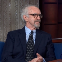 VIDEO: Jonathan Pryce Talks the Loneliness of Playing the Pope on THE LATE SHOW WITH STEPHEN COLBERT