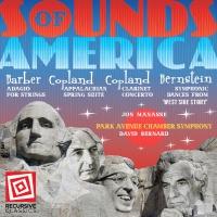 David Bernard and the Park Avenue Chamber Symphony Release 'Sounds Of America', September Photo