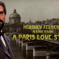 Porchlight Music Theatre Partners With Hershey Felder on A PARIS LOVE STORY Photo