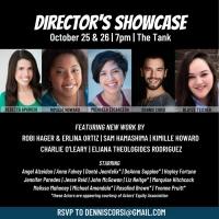 The Tank Announces Director's Showcase Photo