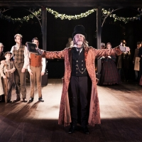 Guest Blog: Director Ben Horslen On A CHRISTMAS CAROL at Middle Temple Hall Photo