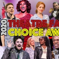 Broadway Jukebox: 2020 Theatre Fans' Choice Awards Nominees for Best Song of the Deca Photo