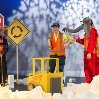 THE LITTLE YELLOW DIGGER Comes to The PumpHouse Theatre Photo