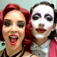 VIDEO: CABARET's Alexandra Silber and Mason Alexander Park Take Over Instagram!