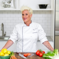 HOME COOKING From Celebrity Chef, Anne Burrell Photo