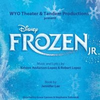 FROZEN JR. Announced at WYO Theater Photo
