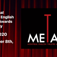 The Montreal English Theatre Awards 2020 Nominees Announced Photo