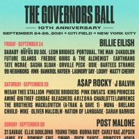 Governors Ball Music Festival Announces 2021 Lineup Photo