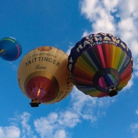 'Sky Orchestra - A Moment In Time' Takes Flight Over Bristol Photo
