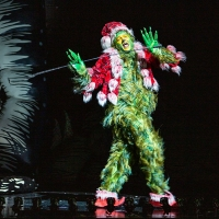 The Old Globe's 23rd Annual DR. SEUSS'S HOW THE GRINCH STOLE CHRISTMAS! to be Present Photo