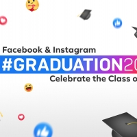 Mindy Kaling & B.J. Novak to Co-Host #Graduation2020: Facebook and Instagram Celebrat Photo
