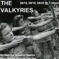 THE VALKYRIES Joins LadyFest At The Tank With All Female Creative Team