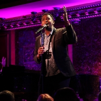 BWW Review: JELANI REMY: THIS IS MY MOMENT is a Joy at 54 Below Photo