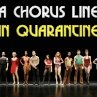 Must Watch: A CHORUS LINE Revival Cast Reunites In Quarantine! Photo