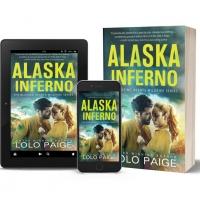 LoLo Paige Releases New Romantic Suspense ALASKA INFERNO Photo