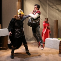 BWW Review: ROUND TABLE at 59E59 Theaters-Clever and Captivating