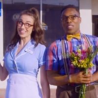 Get to Know WAITRESS's Colleen Ballinger and Todrick Hall! Photo
